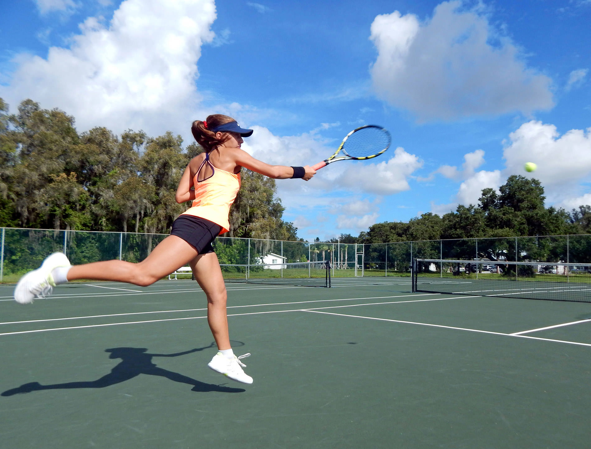 Tennis-Academy-at-Saddlebrook - Busch Garden